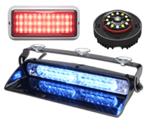 Body and Surface Mount LEDs, Lightsticks, Dash Lights, Hide-Away and Floodlights