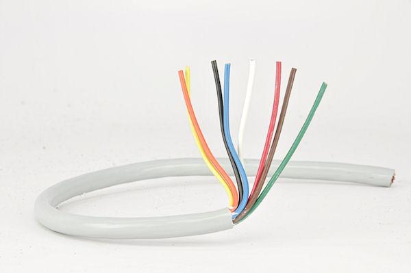 188 Sheathed Universal Installation Wire Strobesnmorecom