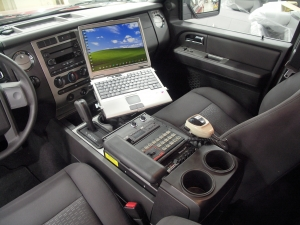 Havis 2007 2017 Ford Expedition 12 Quot Console Strobesnmore Com
