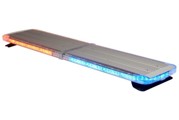 Whelen legacy series duo super led wecan lightbar - Federal signal interior lightbar ...