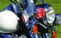 Whelen Harley-Davidson Side Cowl Mounting Kit