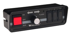 Whelen TADCTL1 Control Head for use with TAD/TADP