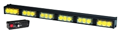 Whelen 6 Lamp Traffic Advisor, TIR3, Super-LED with Controller