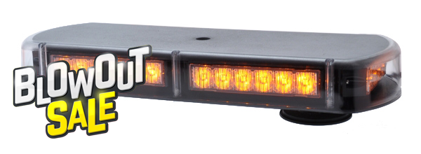 Strobes N' More 360° EBar Mini LED Lightbar