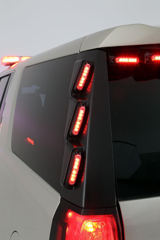 Ford Edge Accessories >> Whelen Outer Edge® Rear Pillar, Exterior Mount Micron ...