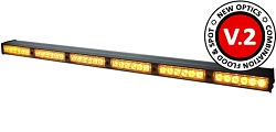 Strobes N' More E66 Traffic/Warning LED Stick with REMOVABLE OPTICS!