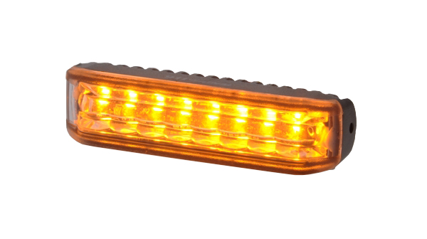 Strobes N' More Dual & Trio Color X8 LED Lighthead