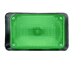 Whelen Green 600 Series Super-LED Lighthead