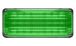 Whelen Green 700 Series Super-LED Lighthead