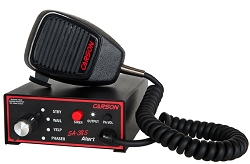 Carson SA-385 Alert Full Feature Siren with PA