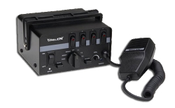 Whelen Epsilon™ Siren with 6 Function Switchbox