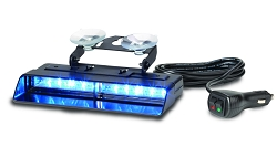 Federal Signal Blue/Red/White XStream™ Dual Dash Light
