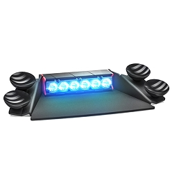 Feniex Fusion 1X Single Color Dash LED