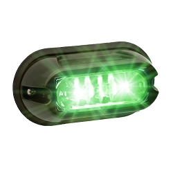 Whelen Green LINZ6 Super-LED