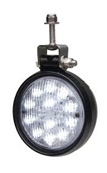 Whelen PAR-36 Round Super-LED® Work Light with Stud/Swivel Mount