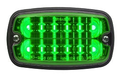 Whelen Green M4 Series Linear Super-LED Surface Mount
