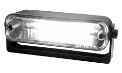 Nova Linear Microthin Grille and Deck Clear Strobe