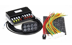 Whelen 8 Position Key Pad with Remote Relay Module