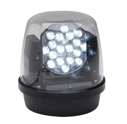 Whelen Pan & Tilt™ Super-LED® Spotlight