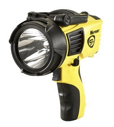 Streamlight WayPoint Pistol-Grip Spotlight with DC Power Cord