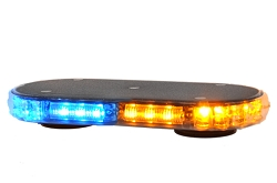 Strobes N' More Dual Color Millennium Mini LED Lightbar