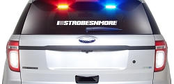 Strobes N' More Transfer Sticker