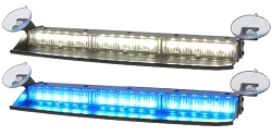 Strobes N' More Triple Threat Dual Dash Light