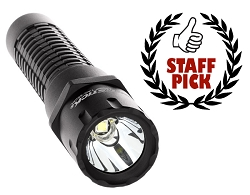 Bayco Rechargeable Xtreme Lumens™ Metal Multi-Function Tactical Flashlight