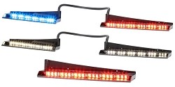 Whelen Inner Edge XLP Low Current DUO+ Extra Low Profile Interior Lightbar
