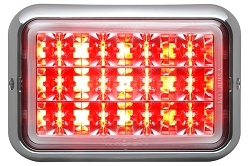 Whelen C6 SurfaceMax™ Super-LED® Lighthead