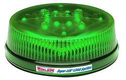 Whelen Green L32 Super-LED Beacon