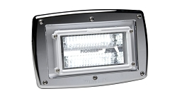 Whelen Pioneer Recess with Chrome Flange