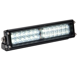 Whelen Pioneer SlimLine Dual Panel Flood/Spotlight