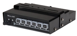Whelen 9 Function Switchbox with Slide Switch