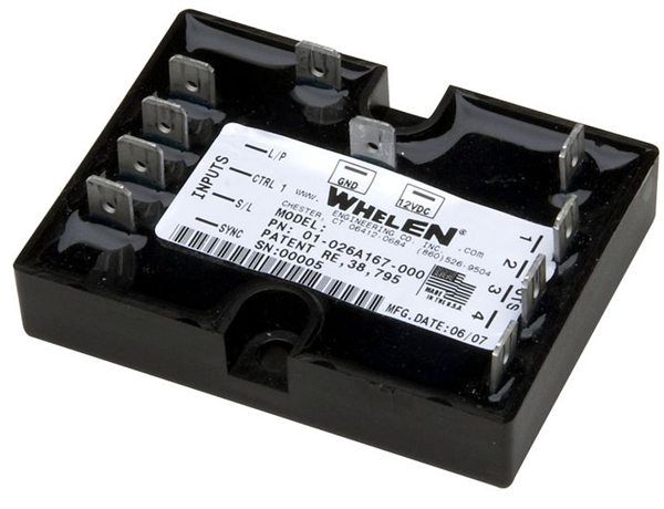 whelen ulf44 led flasher with 62 flash patterns strobesnmore com Signal Flasher Wiring Diagram