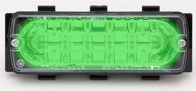 Whelen Green 500 Series Linear Super-LED Lighthead