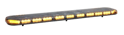 Whelen Towman's Justice Lightbar - Fully Loaded!