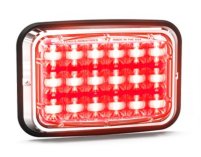 "Feniex Wide-Lux 6x4"" LED"