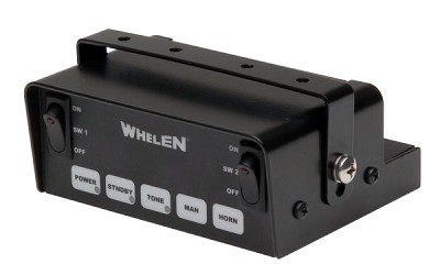 Whelen Gamma2 Siren/Switchbox
