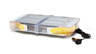 Whelen Mini Liberty II IT9 Amber Lightbar