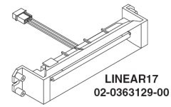 Whelen LINEAR17 Strobe Tube