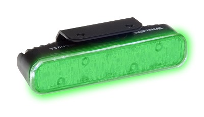 Whelen Green ION Series Super-LED Universal Light