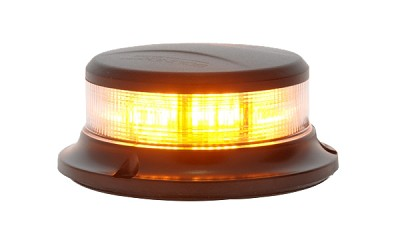 SoundOff Signal 2400 Amber LED Beacon - Class 1
