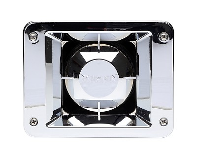 Whelen Chrome Bumper Mount Speaker