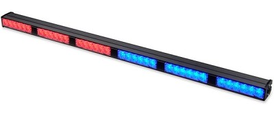 Strobes N' More E66 Dual Traffic/Warning LED Stick