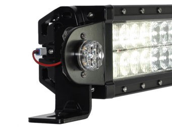 TruDual LED End-Lights - Sold as a Pair
