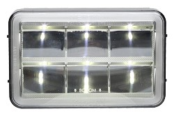 Whelen C6 SurfaceMax Super-LED Scenelight