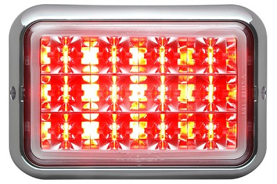 Whelen C6 SurfaceMax Super-LED Lighthead