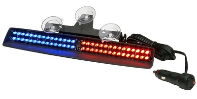 Whelen Slim-Miser LED Dash Light