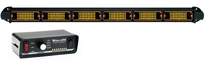 Whelen 6 Lamp LED Traffic Advisor Low Profile with Controller